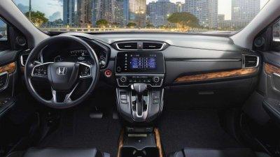 Honda CR-V 2021 Special Edition bản đặc biệt không trang bị tùy chọn Hybrid.