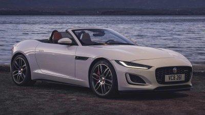 Jaguar F-Type 2022 động cơ V8 chào giá từ 1,61 tỷ đồng.