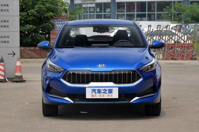 Kia Cerato 2021 EV dành cho thị trường Trung Quốc.