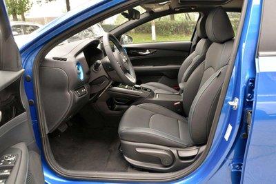 Kia Cerato 2021 EV đầy đủ tính năng an toàn cao cấp.