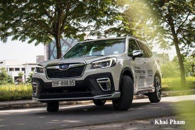 Subaru đang giảm giá bán 159 triệu đồng.