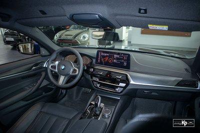 Ảnh thực tế BMW 530i M-Sport 2021 tại đại lý Việt Nam, giá gần 3,3 tỷ đồng a3