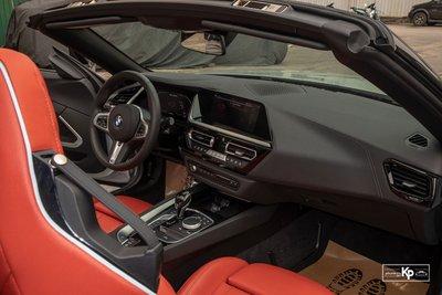 Cận cảnh BMW Z4 M40i 2021 độc nhất Việt Nam a3