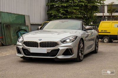 Cận cảnh BMW Z4 M40i 2021 độc nhất Việt Nam a1