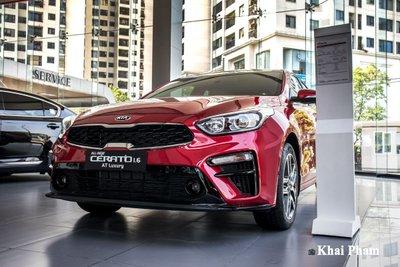Kia Cerato tung ưu đãi, Elantra, Mazda 3, Civic đua theo - Có mẫu giảm tới 70 triệu đồng 1