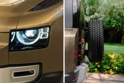 Land Rover Defender 90 sẽ bao gồm hai phiên bản là Defender 90 SE và Defender 90 X.