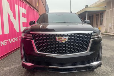 """""""Đập thùng"""" Cadillac Escalade 2021 đầu tiên tại Việt Nam, giá không dưới 8 tỷ đồng a1"""