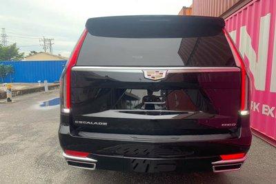 """""""Đập thùng"""" Cadillac Escalade 2021 đầu tiên tại Việt Nam, giá không dưới 8 tỷ đồng a3"""