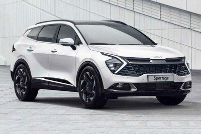 """Kia Sportage 2022 lộ diện, """"đàn em"""" Sorento quá đẹp, đủ sức làm khó CR-V, CX-5 a1"""