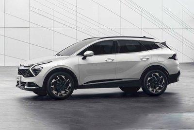 """Kia Sportage 2022 lộ diện, """"đàn em"""" Sorento quá đẹp, đủ sức làm khó CR-V, CX-5 a3"""