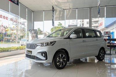 Đại lý ưu đãi thẳng 69 triệu đồng tiền mặt, tặng kèm phụ kiện cho khách mua Suzuki Ertiga 1