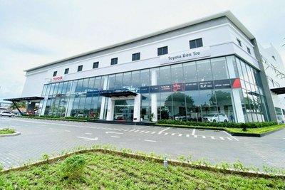 TMV khai trương thêm hệ thống đại lý Toyota Bến Tre 1