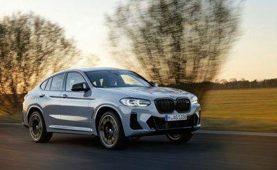 BMW X3 và X4 2022 mới không nâng cấp nhiều về hiệu suất.