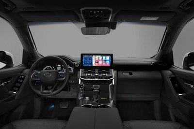 Toyota Land Cruiser 2022 ra mắt, thay đổi cách mạng, đại lý Việt Nam đã nhận cọc giao xe tháng 9 năm nay a10