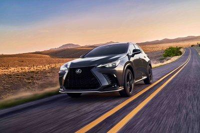 Tất cả các phiên bản của NX 2022 sẽ được trang bị hệ thống an toàn Lexus + 3.0 mới.