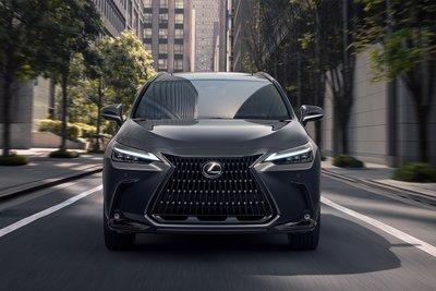 Lexus ra mắt thế hệ mới của NX.