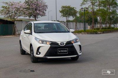 Phân khúc xe hạng B tháng 5/2021: Toyota Vios lật đổ Hyundai Accent 1