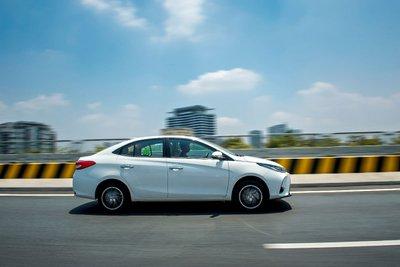 Toyota Vios khuyến mãi tháng 6/2021.