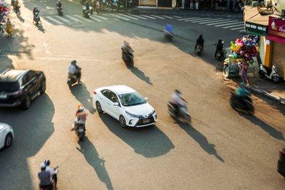 Toyota Vios khuyến mãi tháng 6/2021 1.