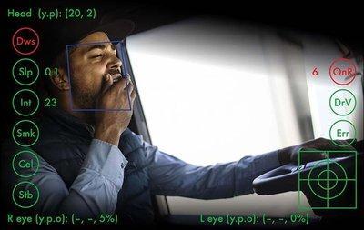 Lái xe thường mất tập trung do áp lực công việc.