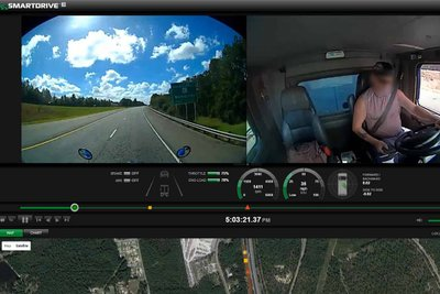 Hệ thống an toàn mô phỏng lại mắt người trong việc xử lý và ra đưa ra mệnh lệnh.