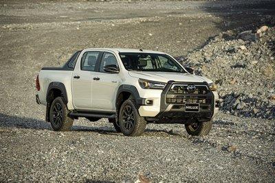 Trong tháng 5 vừa qua, Toyota giao đến khách hàng 356 xe Hilux, tăng 26,7% so với tháng 4 1