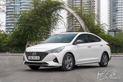 Hyundai Accent tại Việt Nam 1