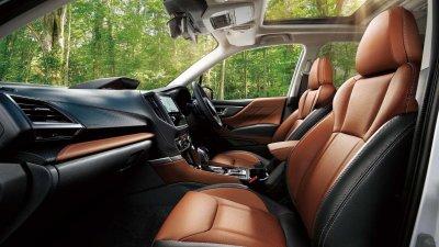 Subaru Forester 2022 hứa hẹn cung cấp trải nghiệm lái thoải mái hơn.