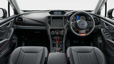 Subaru Forester 2022 trang bị hiện đại.