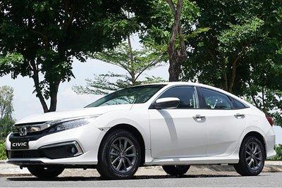 Honda Civic 2021.