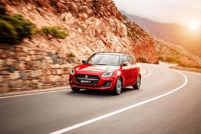 Suzuki Swift ra mắt bản nâng cấp: Thay đổi nhẹ, thêm option, giữ nguyên giá 1
