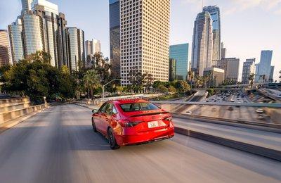 Honda Civic 2022 Sedan tiết kiệm nhiên liệu tuyệt đối.