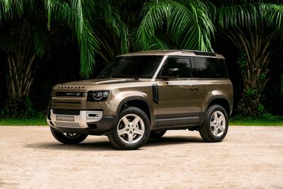 Thông số kỹ thuật xe Land Rover Defender 90 1