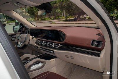 """Mercedes-Maybach GLS 600 2021 màu """"độc"""" về Việt Nam: Vẫn xứng danh SUV siêu sang dành cho ông chủ a3"""