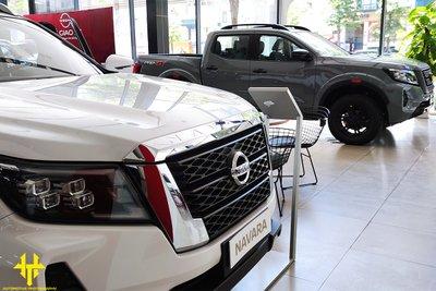 Nissan Navara 2021 đã có mặt tại thị trường Việt Nam.