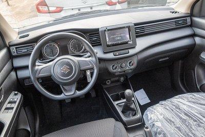 Nội thất của Suzuki Ertiga 2019.