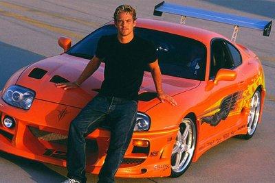 Chiếc Toyota Supra này gắn liền với hình ảnh diễn viên quá cố Paul Walker.