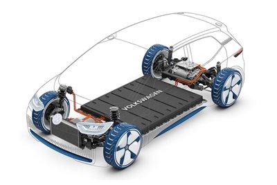 MMA có thiết kế tương tự MEB của Volkswagen.
