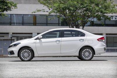 Suzuki Ciaz 2021.