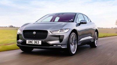 Crossover điện Jaguar I-Pace 2022 mới chỉ có 1 biến thể.