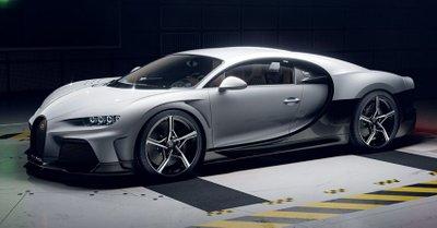 Siêu phẩm Bugatti Chiron Super Sport gần trăm tỷ có gì hot.