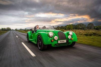 Morgan không hướng tới việc sản xuất xe hàng loạt mà chỉ ấn định sản lượng khoảng 850 xe/năm.