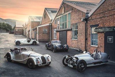 3 dòng sản phẩm chủ đạo của Morgan Motor.
