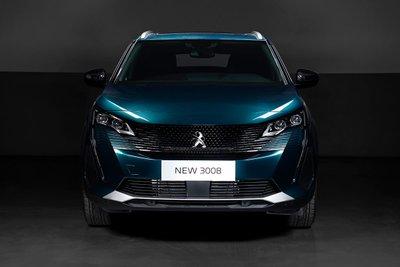 Giá lăn bánh Peugeot 3008 2021 vừa ra mắt Việt Nam a2