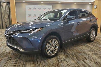 Ngoại thất Toyota Venza 2021.