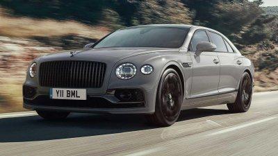 Bentley Flying Spur giành giải xe sang nội thất đẹp nhất.