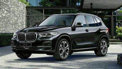 BMW X5 Pleasure Edition cũng là 1 lựa chọn đầy sức hút.