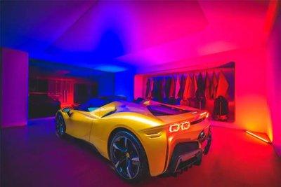 Siêu phẩm mui trần Ferrari SF90 Spider cuốn hút cực đỉnh.