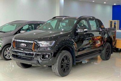 Ford Ranger lắp ráp chính thức cũng được bán ra thị trường Việt vào tháng 6.