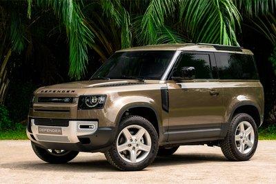 Land Rover Defender 90 là mẫu xe SUV hạng sang.